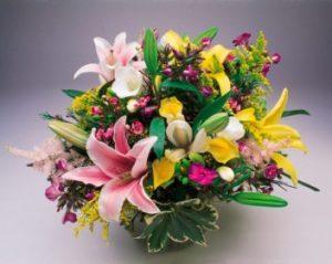 """So etwas erhält man als Ergebnis, wenn man bei Google eine Bildersuche zum Thema """"Arrangement"""" startet. Auch nicht schlecht …   http://mcmillaninn.com/specials-and-packages/offers/fresh-floral-arrangement/"""